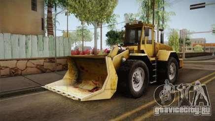 Driver: PL - Dozer для GTA San Andreas
