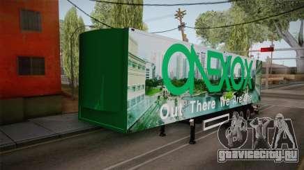 ONEXOX Trailer для GTA San Andreas