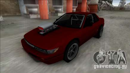 Nissan Silvia S13 Drag для GTA San Andreas