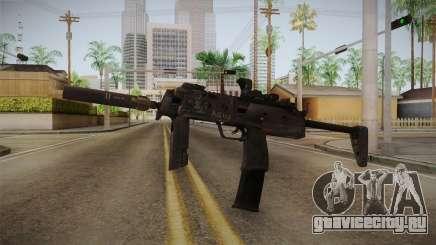 Battlefield 4 - MP7A1 для GTA San Andreas