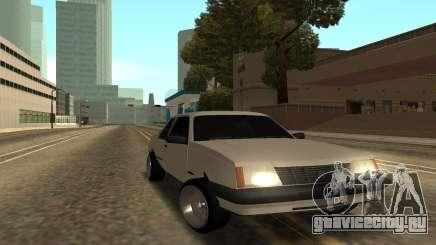 Opel Ascona для GTA San Andreas