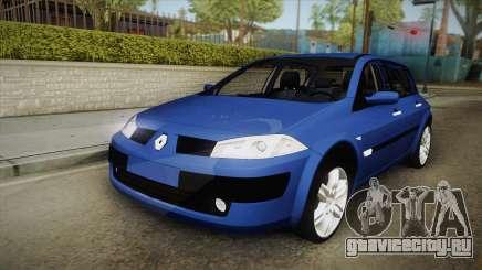 Renault Megane Hatchback Dynamique для GTA San Andreas