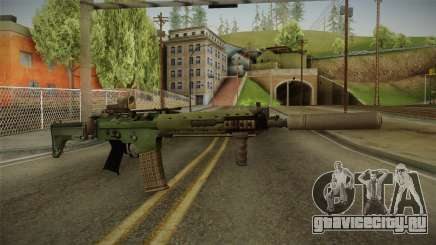 Battlefield 4 - AK-5C для GTA San Andreas