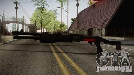 Remington 870 Silver для GTA San Andreas