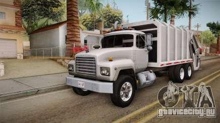 Mack RD690 Trash 1992 v1.0 для GTA San Andreas