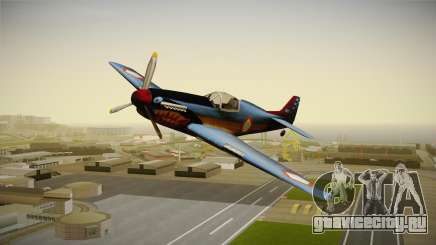 Rustler Indonesian Air Force v1 для GTA San Andreas