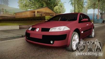 Renault Megane Hatchback v1.1 для GTA San Andreas