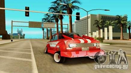 МОСКВИЧ 412 Бешеные Гонки для GTA San Andreas