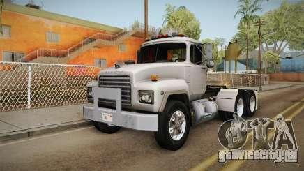Mack RD690 Tractor 1992 v1.0 для GTA San Andreas