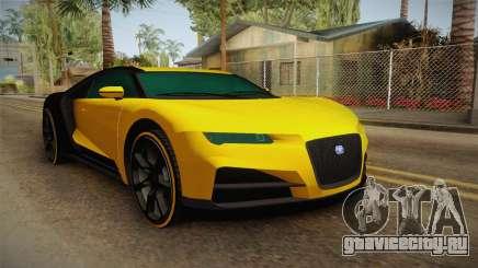 GTA 5 Truffade Nero Custom IVF для GTA San Andreas