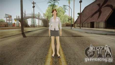 007 EON Lin для GTA San Andreas второй скриншот