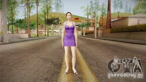 007 EON Shannon для GTA San Andreas второй скриншот