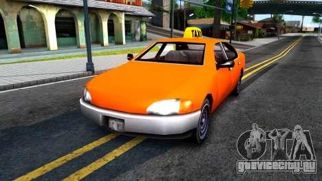 Kuruma GTA 3 Taxi для GTA San Andreas