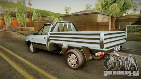 FSO Polonez Truck для GTA San Andreas вид слева