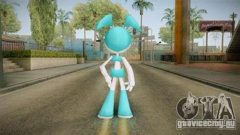 XJ9 - Jenny Wakeman для GTA San Andreas третий скриншот