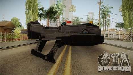 Deadpool The Game - Cable Gun для GTA San Andreas второй скриншот