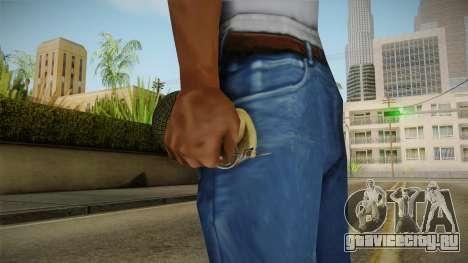 Battlefield 4 - RGO для GTA San Andreas третий скриншот