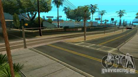Русские дороги полная версия для GTA San Andreas