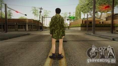 007 Goldeneye Natalya для GTA San Andreas третий скриншот