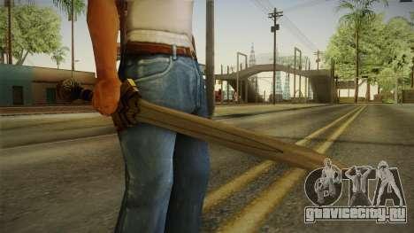 Injustice: Gods Among Us - Wonder Woman Sword для GTA San Andreas