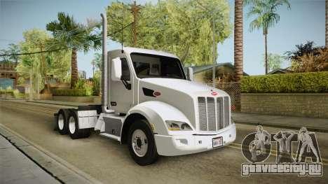 Peterbilt 579 Day Cab для GTA San Andreas