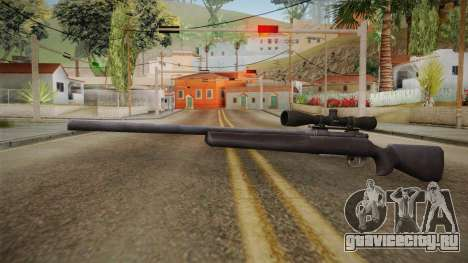 Survarium - Remington 700 для GTA San Andreas