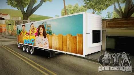 Gizden Qac Trailer для GTA San Andreas