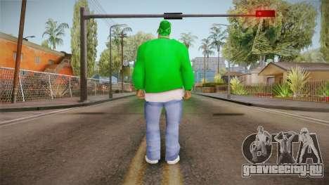Новый Fam1 для GTA San Andreas третий скриншот