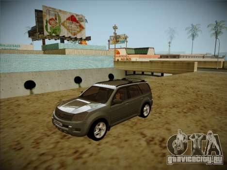 Great Wall Hover H2 для GTA San Andreas
