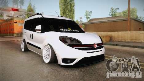 Fiat Doblo 2016 для GTA San Andreas