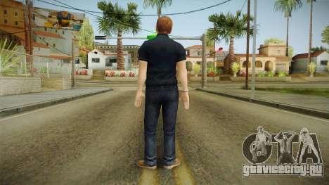 007 Legends Craig First Outfit для GTA San Andreas третий скриншот