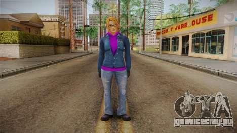 Saints Row: The Third - Kenzie для GTA San Andreas