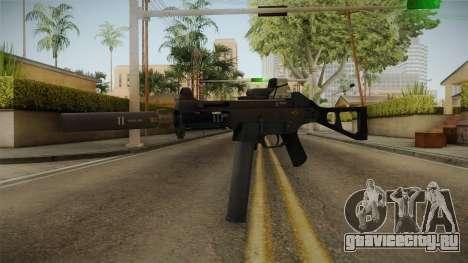 Battlefield 4 - UMP-45 для GTA San Andreas