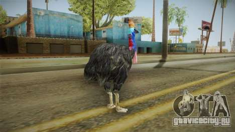 Far Cry 3 - Cassowary v2 для GTA San Andreas четвёртый скриншот