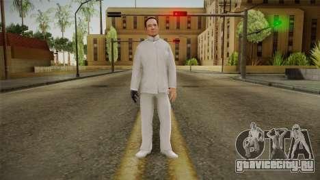 007 Goldeneye Dr. No для GTA San Andreas второй скриншот