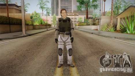 007 EON Nikolai Diavolo-Willem Dafoe для GTA San Andreas второй скриншот