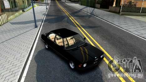 BMW 316 E21 для GTA San Andreas вид справа
