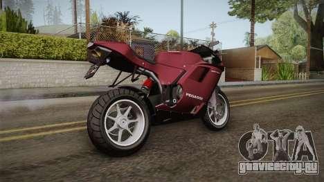 EFLC TLaD Pegassi Bati 801 v2 для GTA San Andreas вид слева