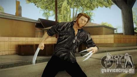 Logan in Black для GTA San Andreas