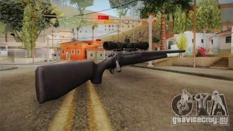 Survarium - Remington 700 для GTA San Andreas второй скриншот