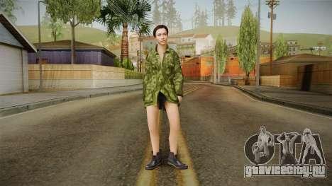 007 Goldeneye Natalya для GTA San Andreas второй скриншот