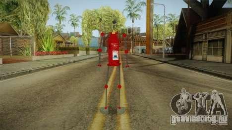 Огнетушитель для GTA San Andreas третий скриншот