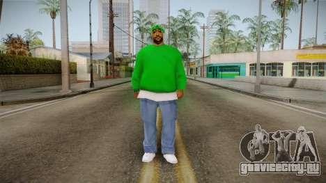 Новый Fam1 для GTA San Andreas второй скриншот
