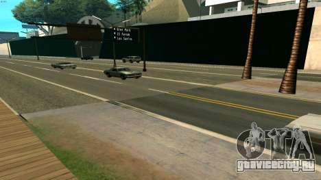 Русские дороги полная версия для GTA San Andreas третий скриншот