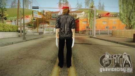 Logan in Black для GTA San Andreas третий скриншот