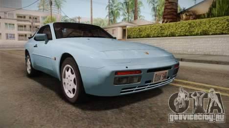 Porche Turbo для GTA San Andreas
