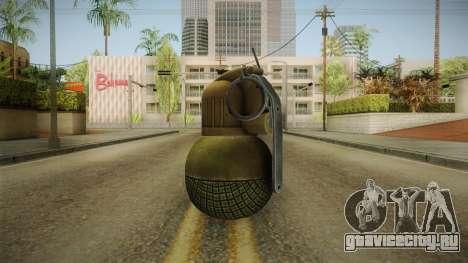 Battlefield 4 - RGO для GTA San Andreas