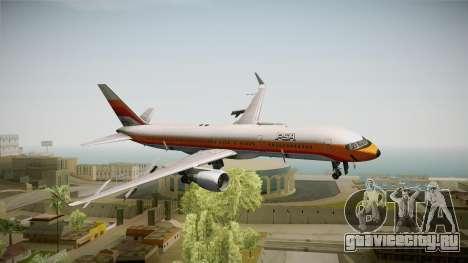 Boeing 757-200 Pacific Southwest Airlines для GTA San Andreas вид сзади слева