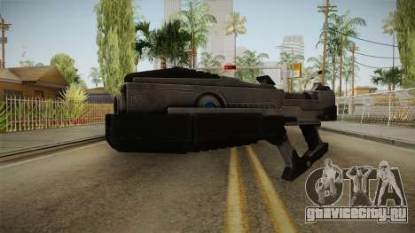 Deadpool The Game - Cable Gun для GTA San Andreas