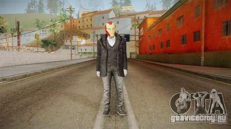 Spider-Man Homecoming - Ironman Thief для GTA San Andreas второй скриншот